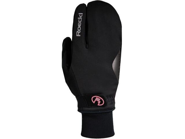 Roeckl Vadura Trigger Gloves black